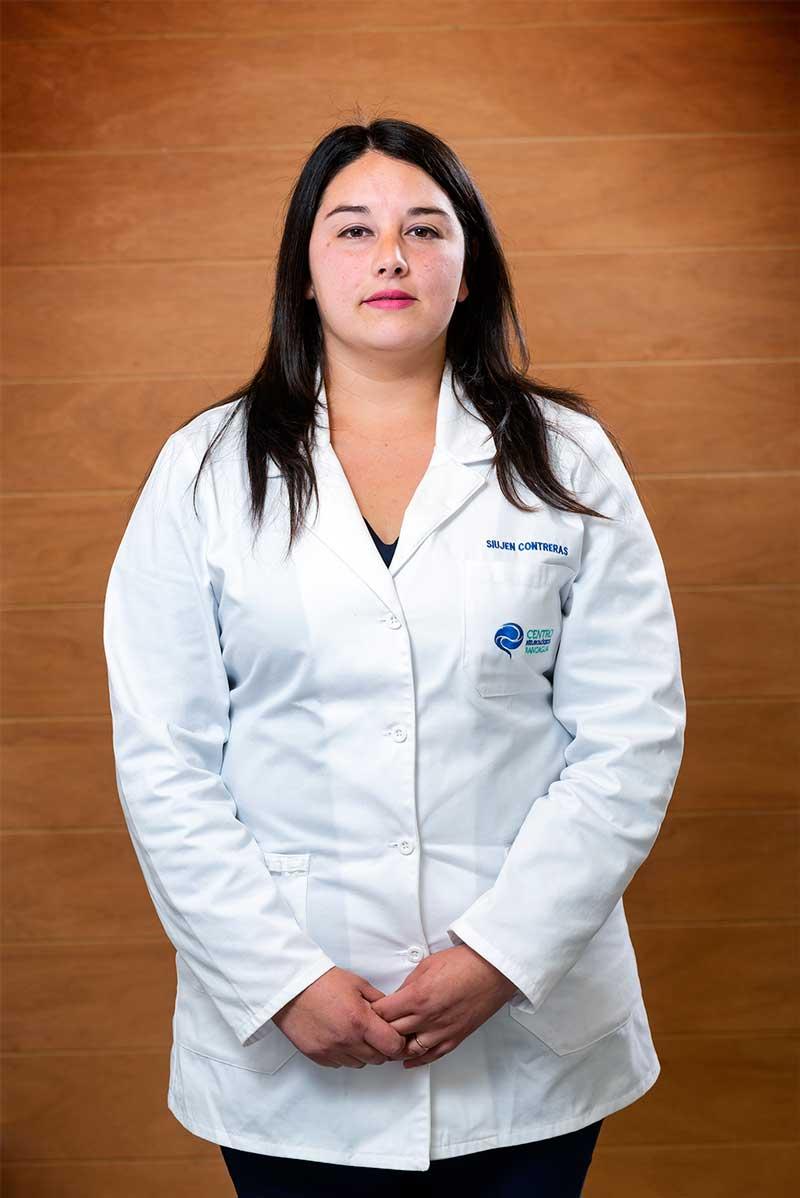Siujen Contreras Pérez Asistente de Electromiografía