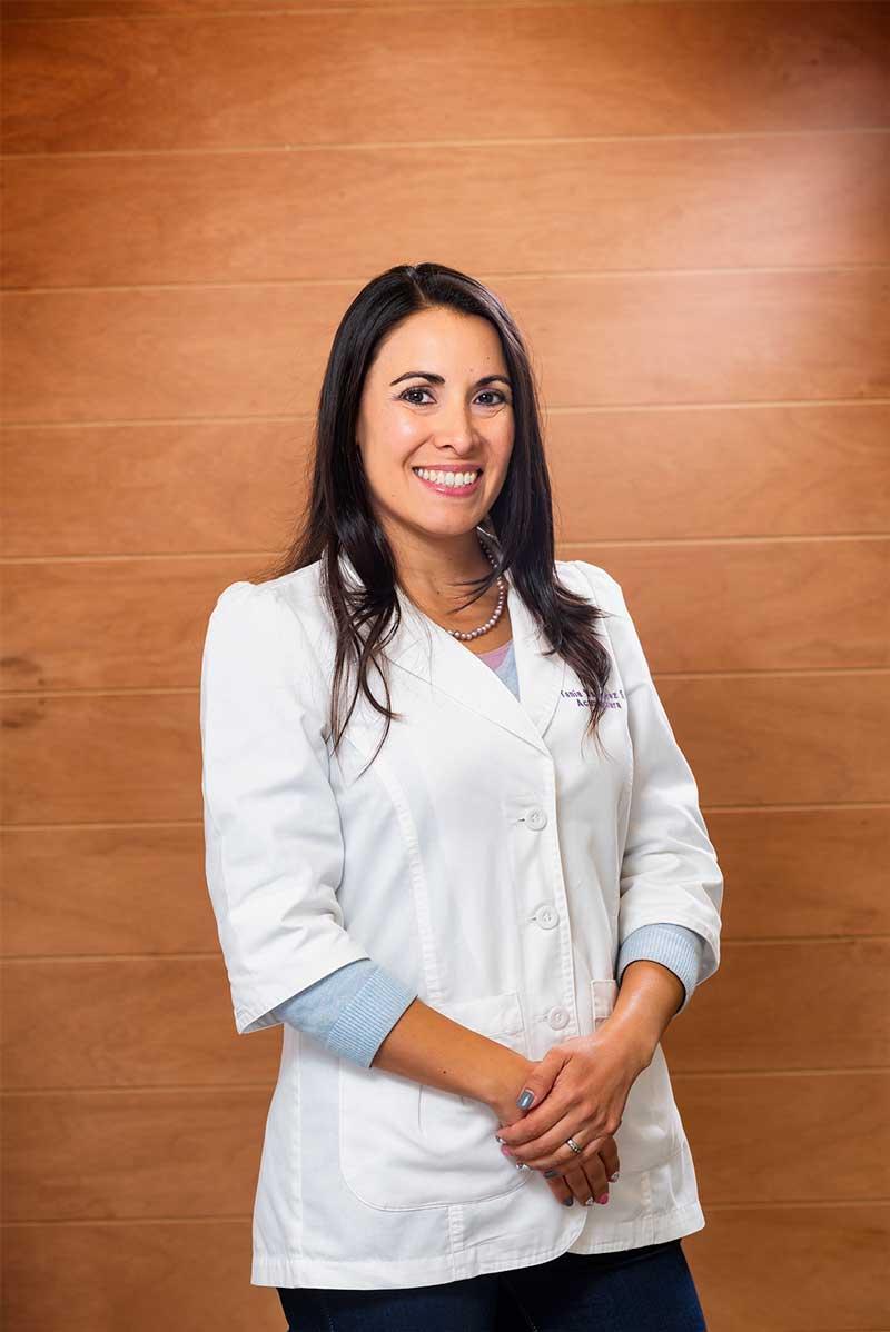 Tania Vásquez Sepúlveda Enfermera y Acupunturista